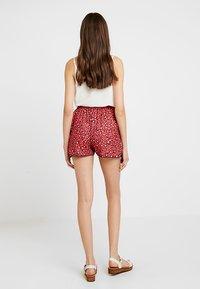 Blendshe - BSBIJOU - Shorts - dark red - 2