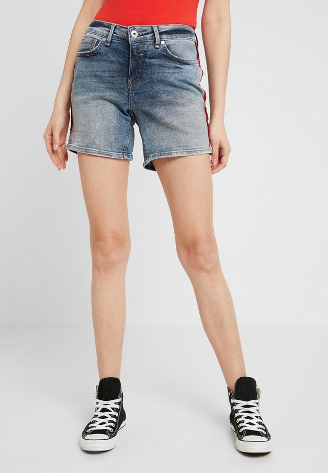 BARBARA CASUAL - Jeansshorts - light blue denim