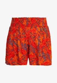 Blendshe - Shorts - orange - 3