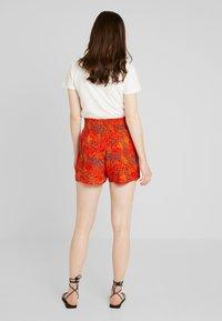 Blendshe - Shorts - orange - 2