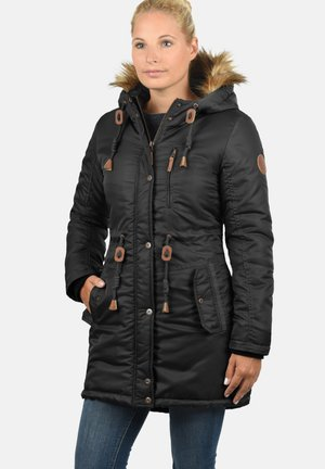 EDA - Winter coat - black