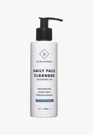 WATERMINT GIN DAILY FACE CLEANSER - Cleanser - -