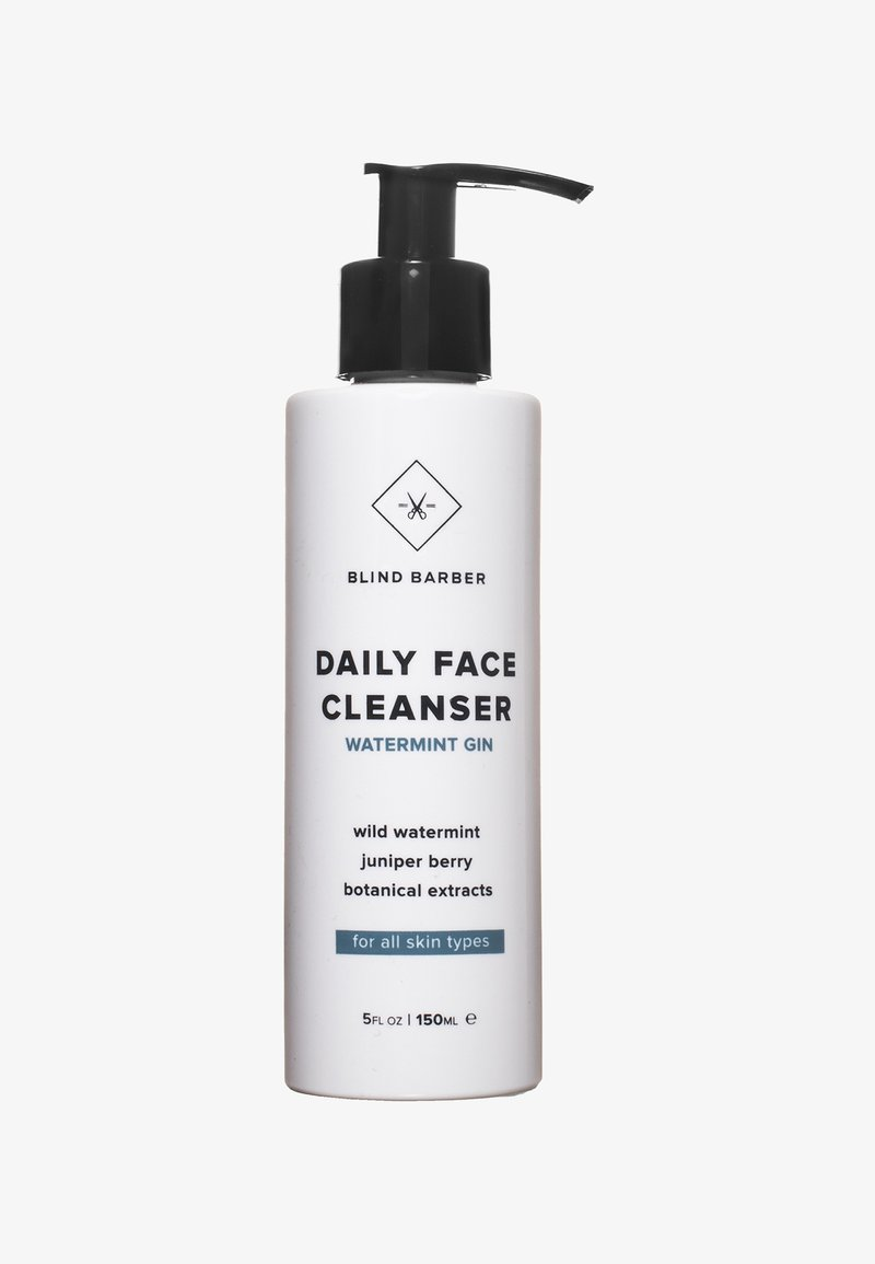 Blind Barber - WATERMINT GIN DAILY FACE CLEANSER - Ansigtsrens - -