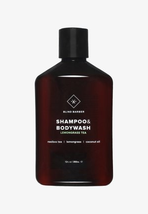 LEMONGRASS TEA SHAMPOO & BODYWASH 350ML - Shampoo - -