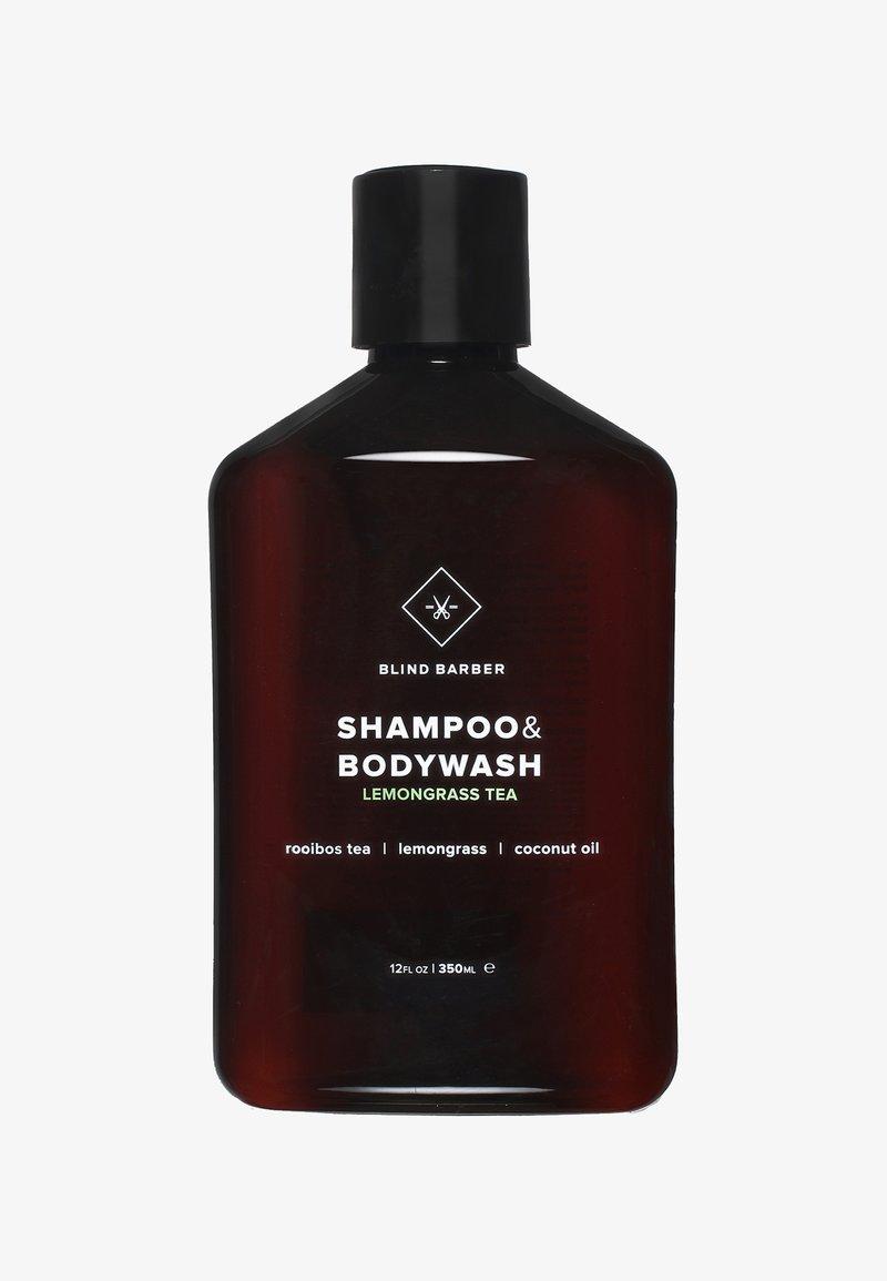 Blind Barber - LEMONGRASS TEA SHAMPOO & BODYWASH 350ML - Shampoing - -