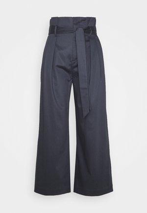 FIERA SUMMER PANTS - Kalhoty - graphite