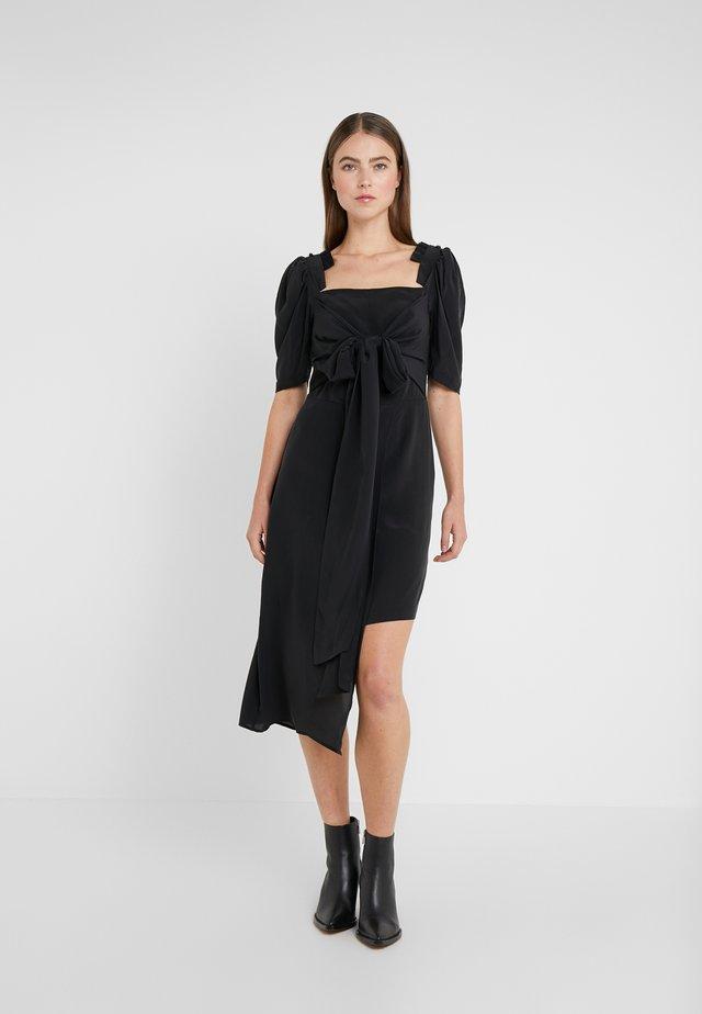KENDALL DRESS - Sukienka koktajlowa - black