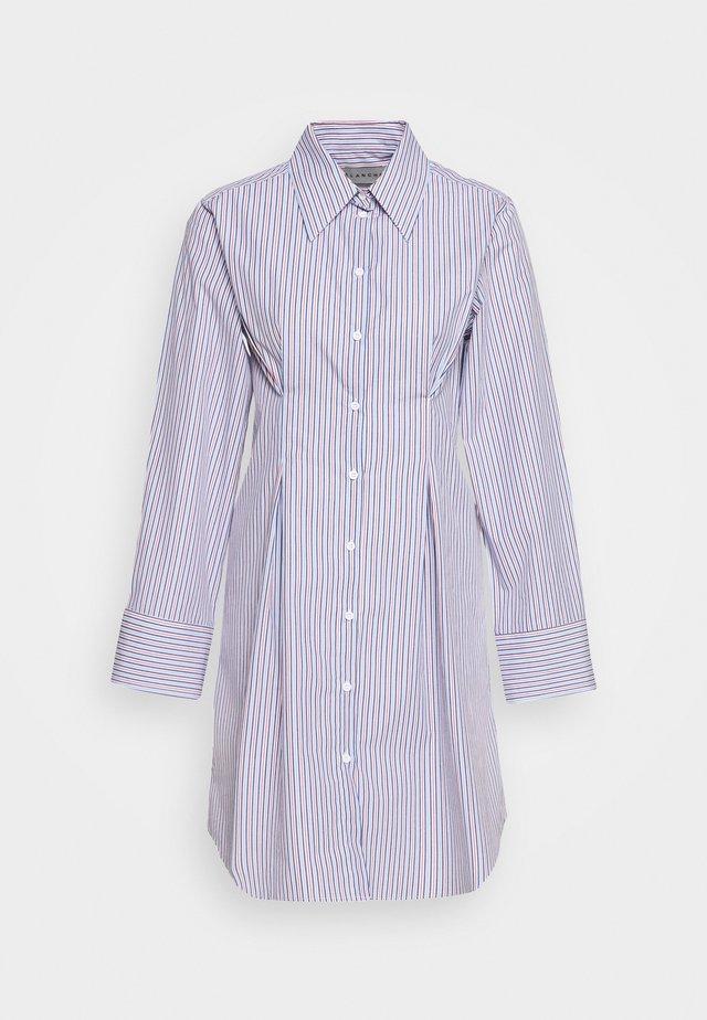 MARILYN SHIRT DRESS - Blousejurk - dove blue