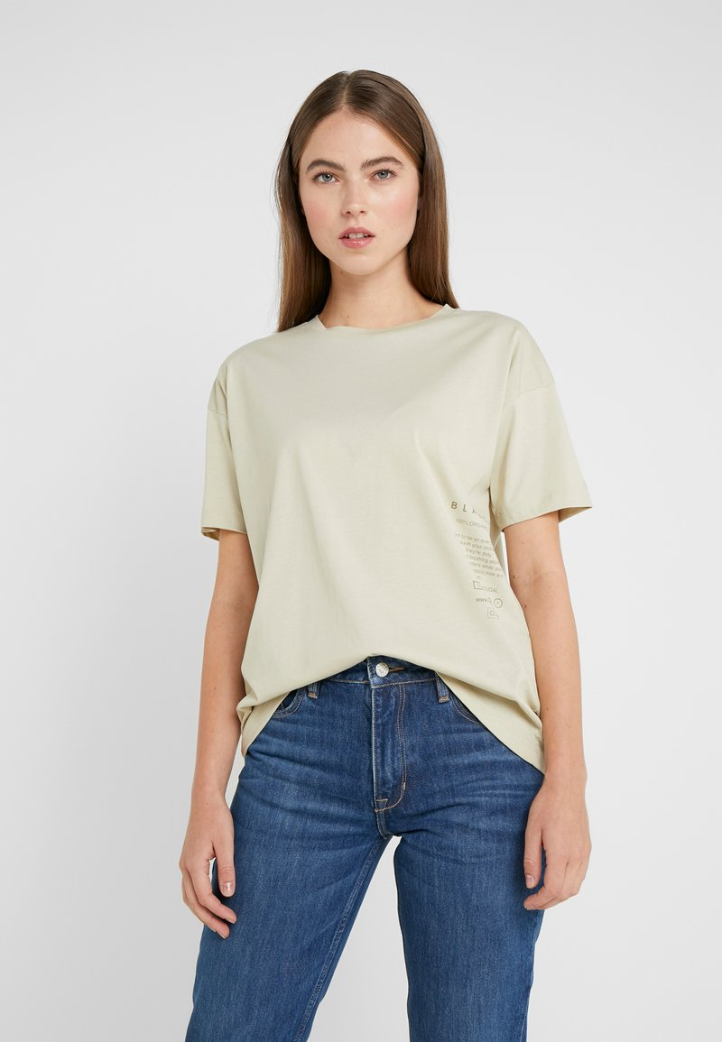 BLANCHE - MAIN CARE - T-shirts print - marzipan