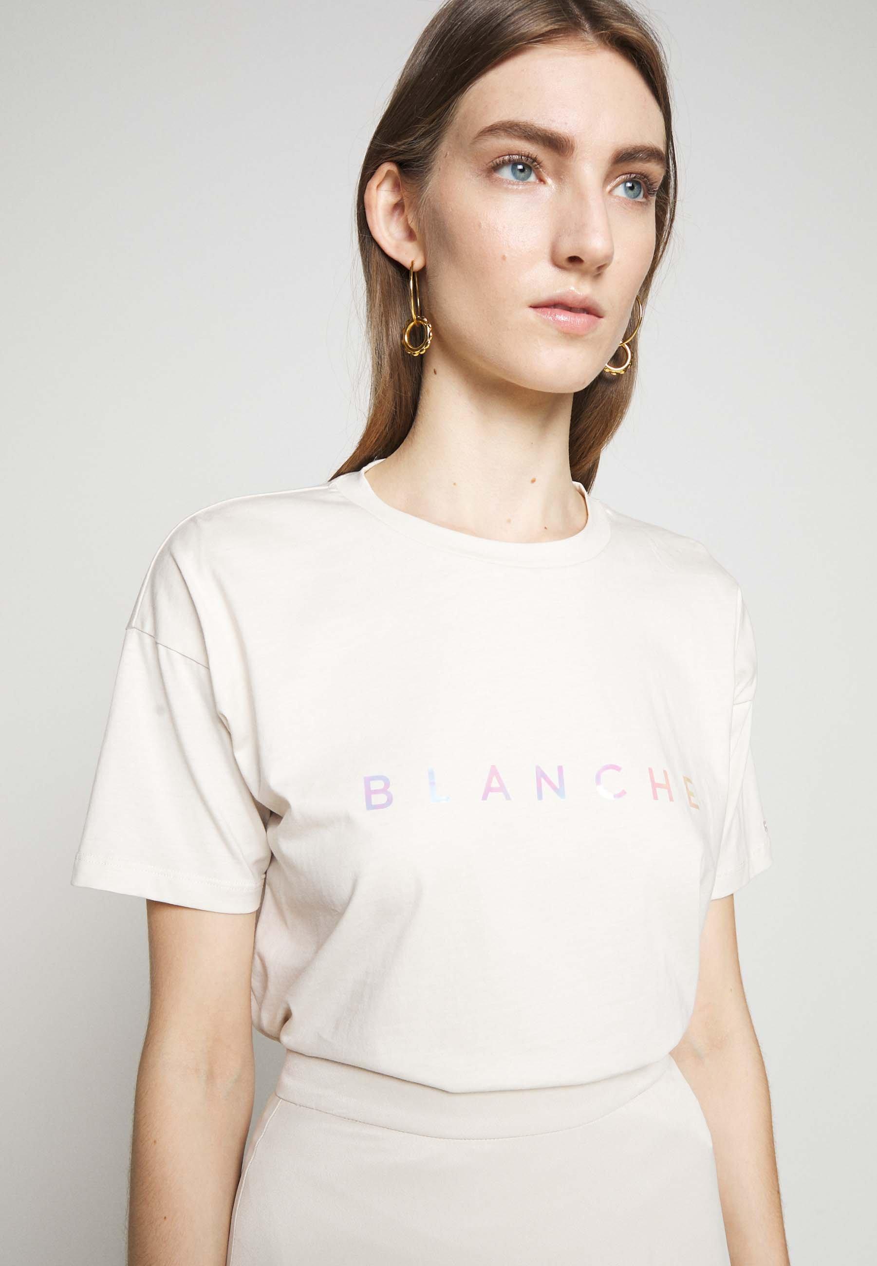 BLANCHE Sweatshirt white sand ZALANDO.FR