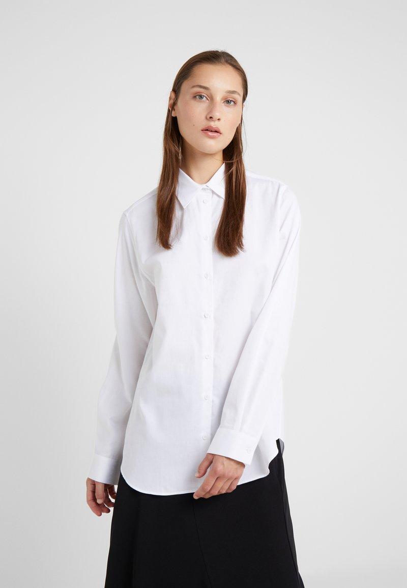 BLANCHE - ELLA - Hemdbluse - white