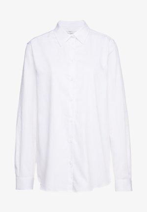 ELLA - Button-down blouse - white