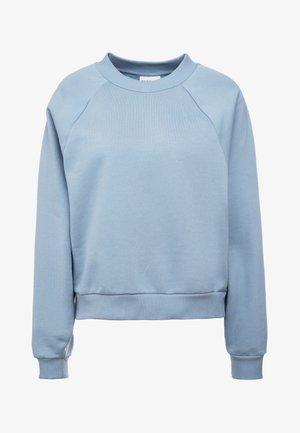 HELLA OVERSIZE - Sweatshirt - dusty blue