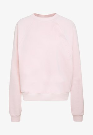 HELLA OVERSIZED EMBOSSED - Bluza - spring blush