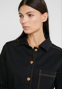 BLANCHE - ABY  - Jeanskleid - black denim - 5