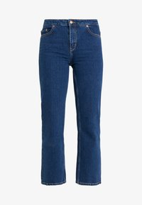 BLANCHE - ANURA CLEAN - Slim fit -farkut - mid blue - 4
