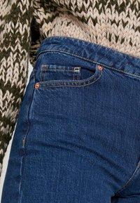 BLANCHE - ANURA CLEAN - Slim fit -farkut - mid blue - 5