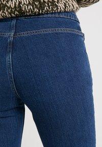 BLANCHE - ANURA CLEAN - Slim fit -farkut - mid blue - 3