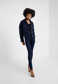 BLANCHE - JADE CLEAN  - Jeans Skinny Fit - dark stone wash - 1