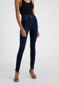 BLANCHE - JADE CLEAN  - Jeans Skinny Fit - dark stone wash - 0