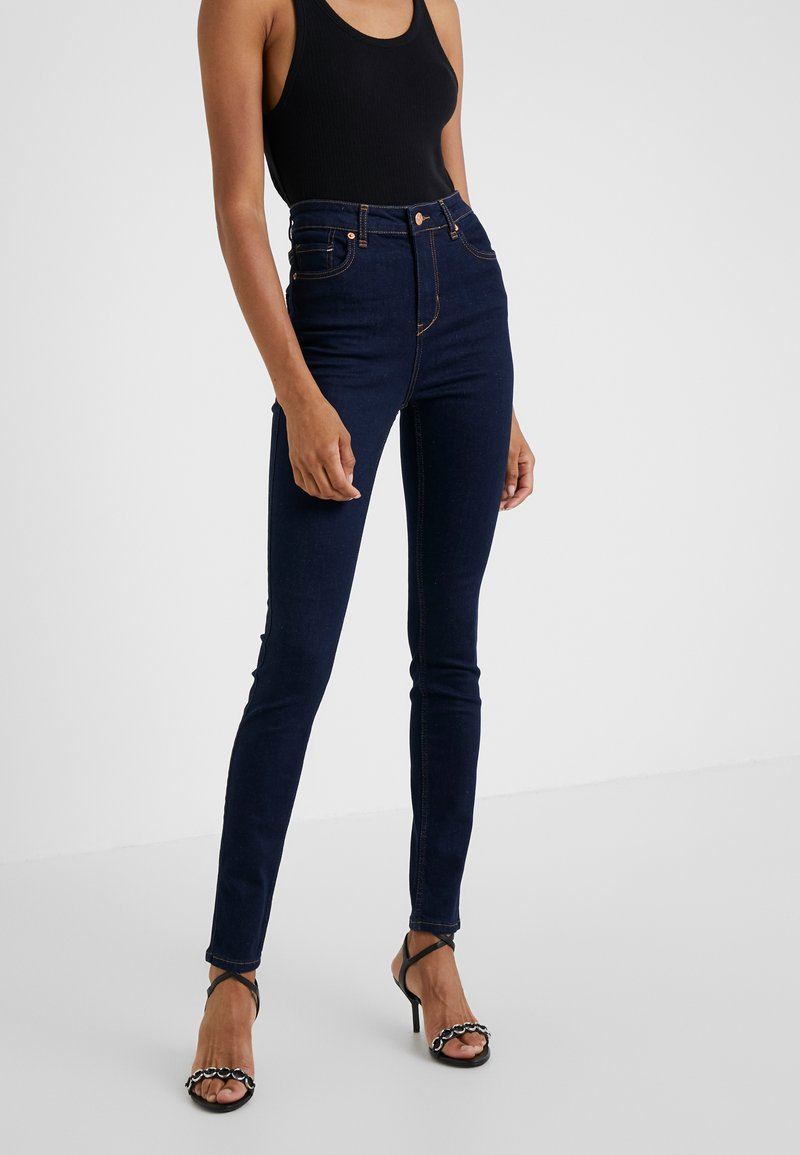 BLANCHE - JADE CLEAN  - Jeans Skinny Fit - dark stone wash