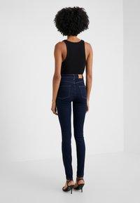 BLANCHE - JADE CLEAN  - Jeans Skinny Fit - dark stone wash - 2
