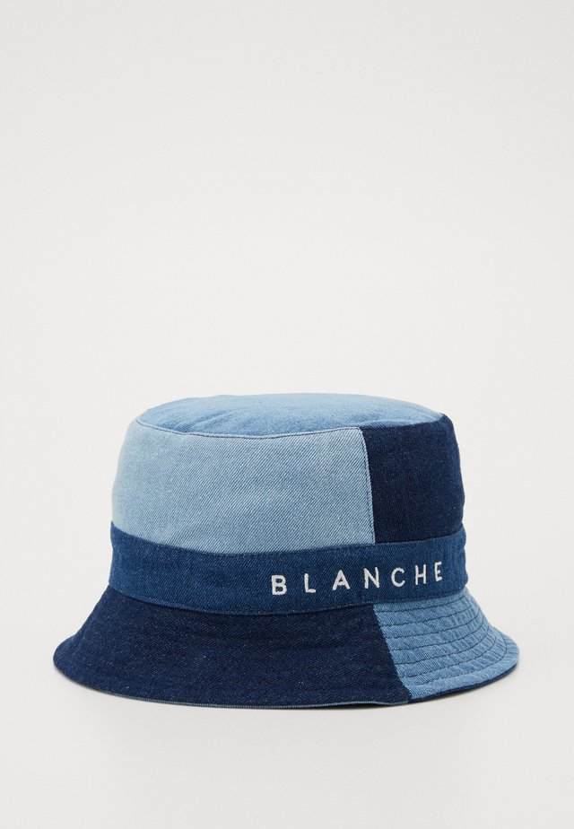 BUKET PATCH - Hut - vintage blue