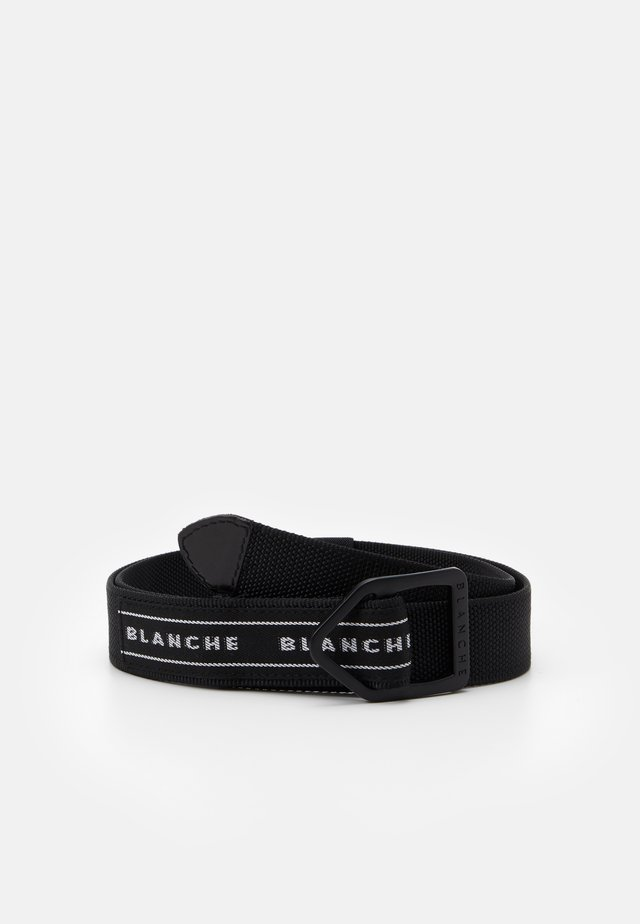 BUCKLE BELT - Tailleriem - black