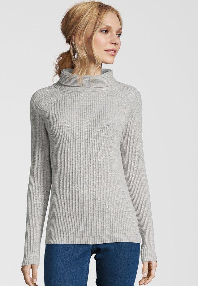 LENA - Jumper - light grey