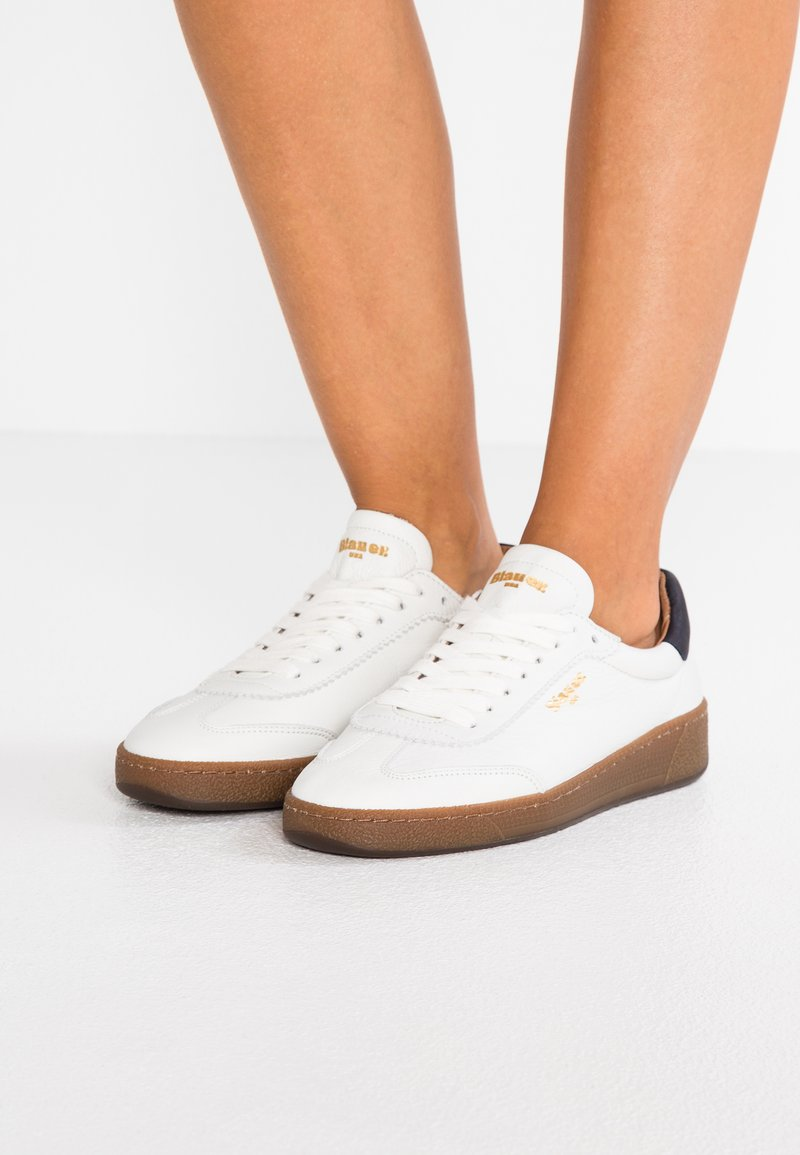 Blauer - OLYMPIA - Baskets basses - white