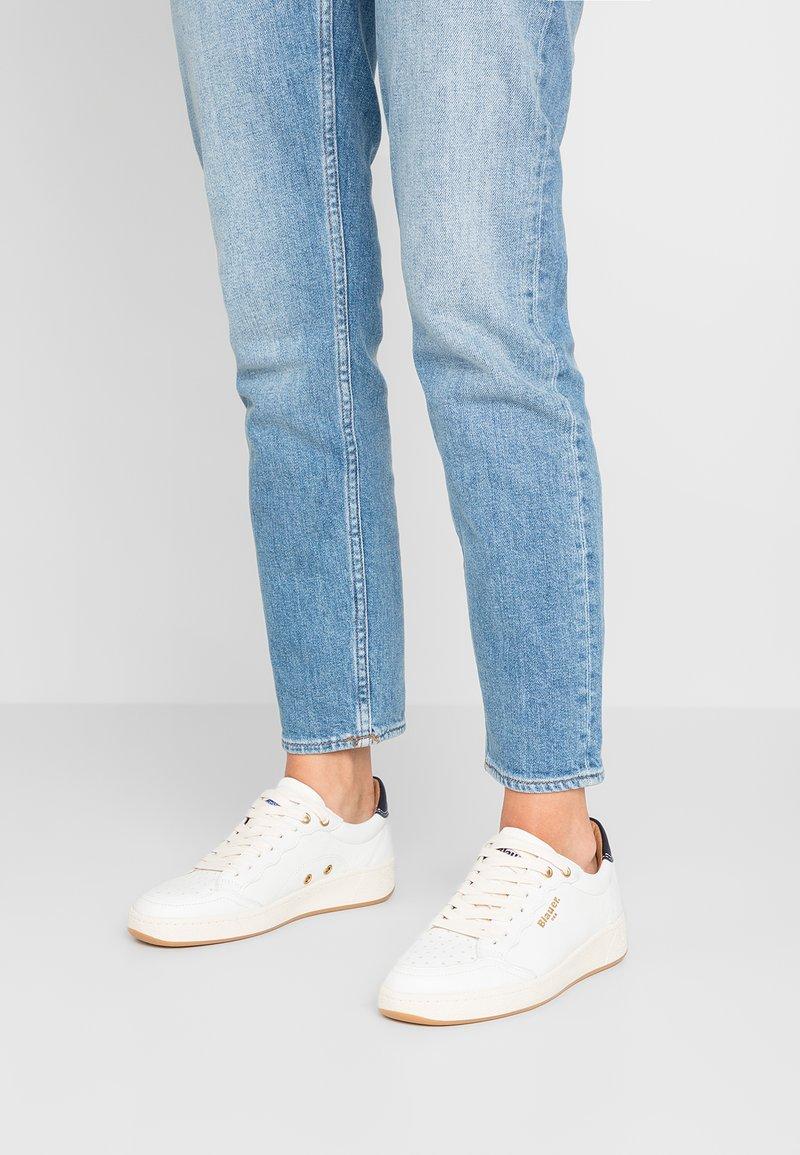 Blauer - Sneaker low - white