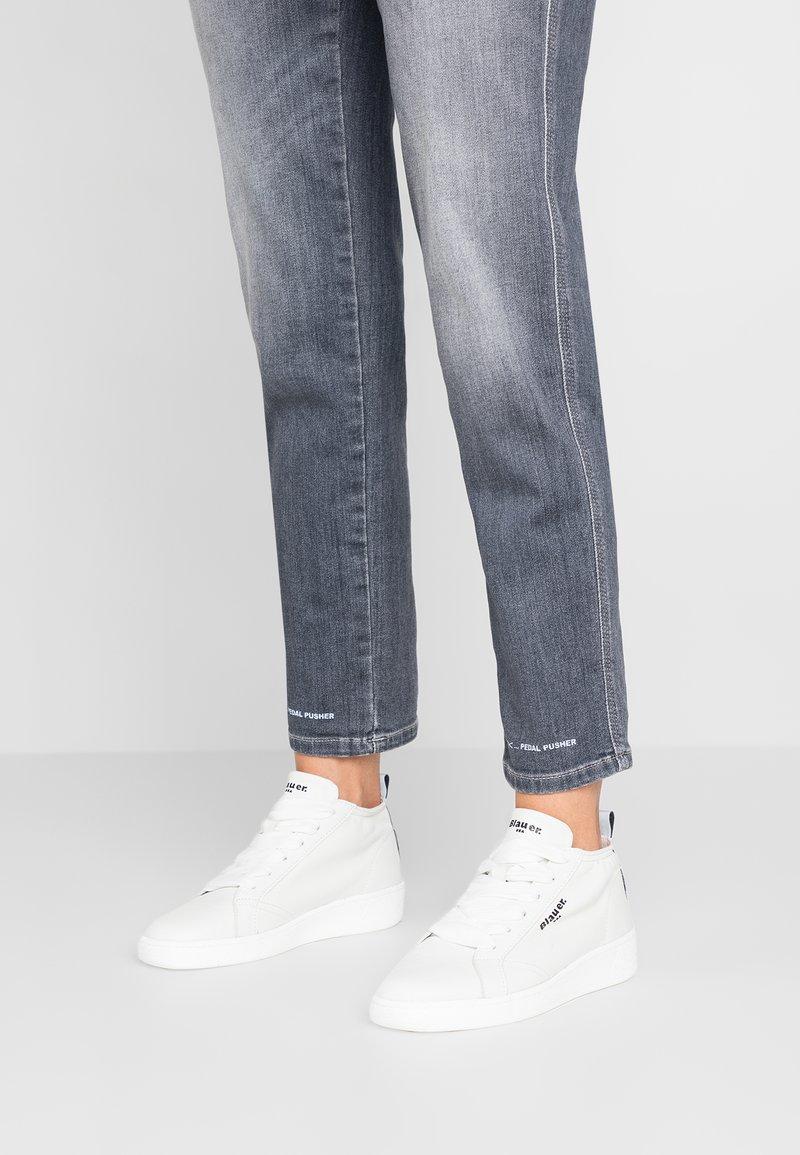 Blauer - Sneaker high - white