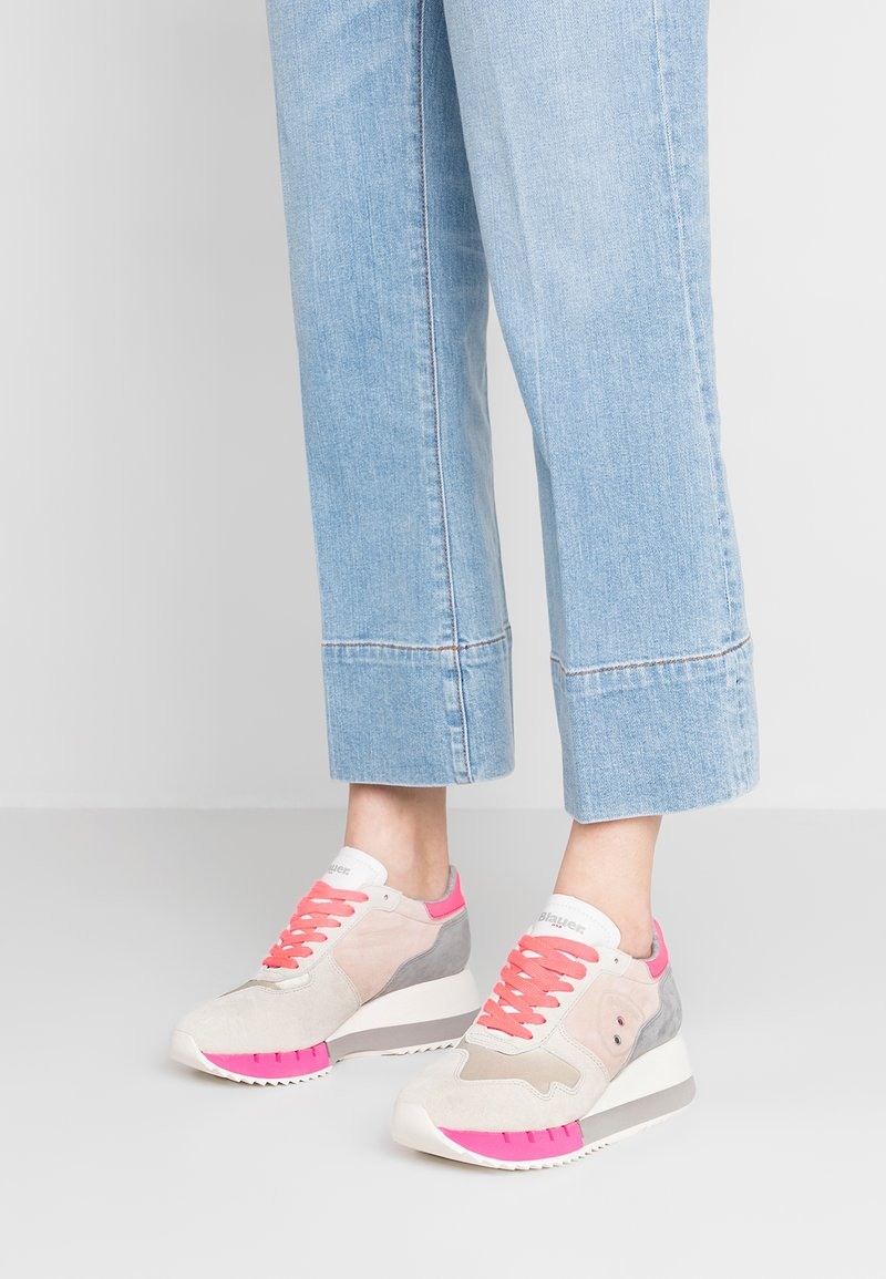 Blauer - Trainers - nude