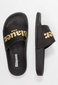 Blauer - Sandaler - black - 3