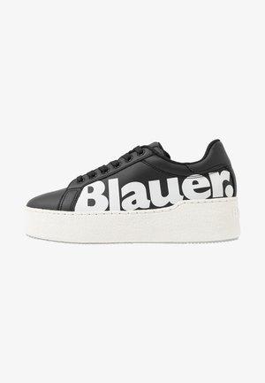 MADELINE - Baskets basses - black