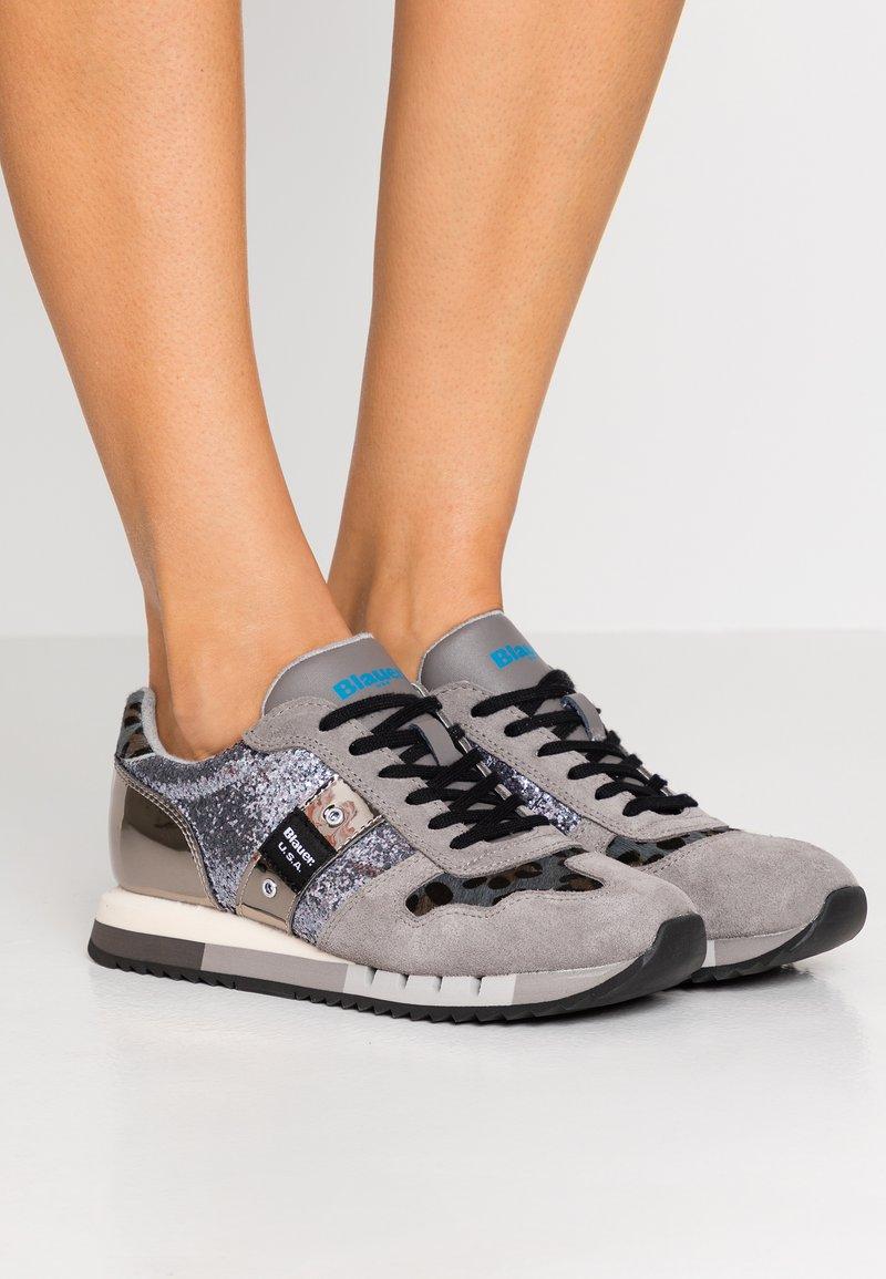 Blauer - Sneakers laag - grey