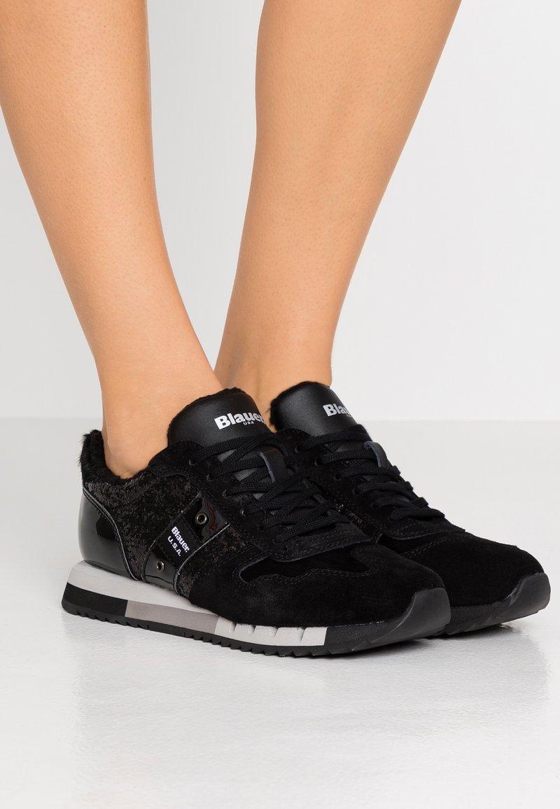 Blauer - Sneaker low - black