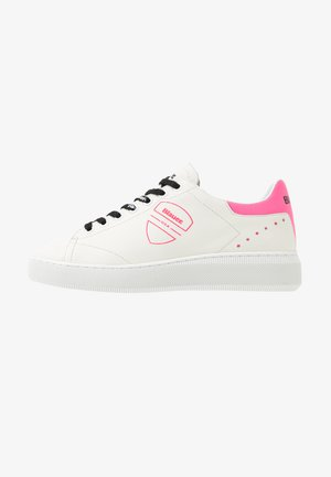 KENDALL - Sneakers basse - white/fuxia