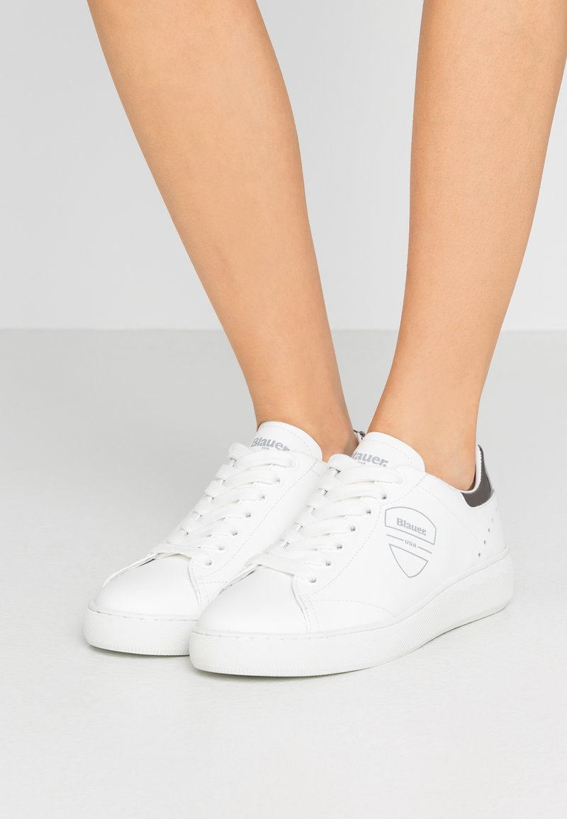 Blauer - KENDALL - Matalavartiset tennarit - white
