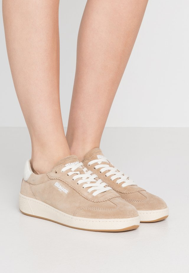 OLYMPIA - Trainers - beige