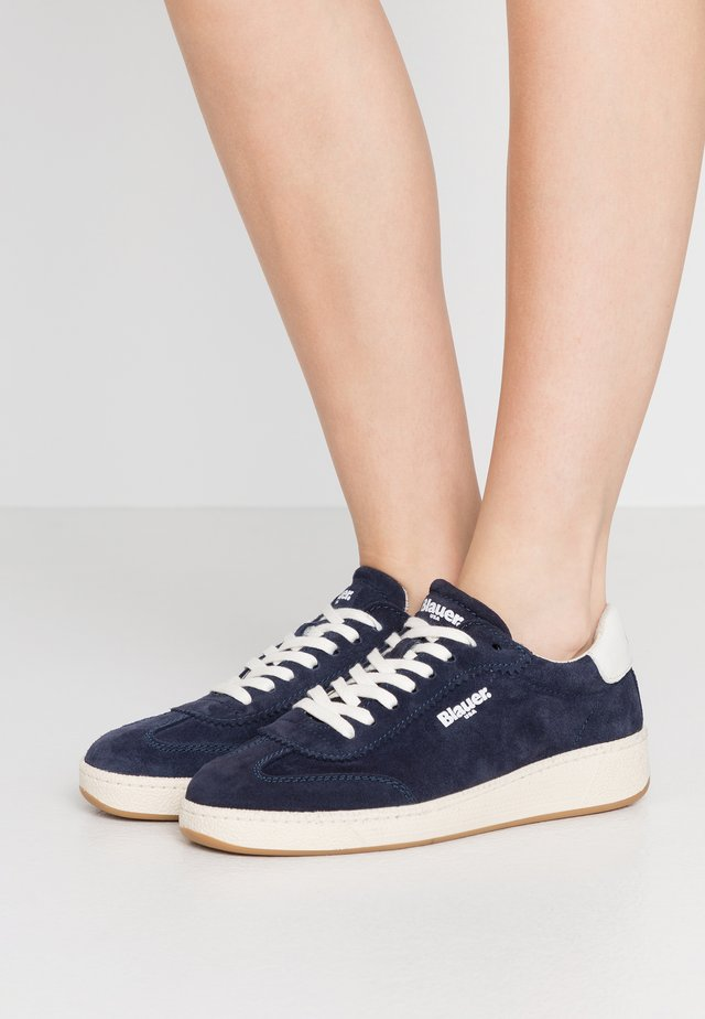 OLYMPIA - Trainers - navy