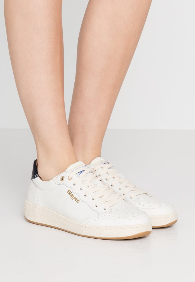 OLYMPIA - Sneakers - white