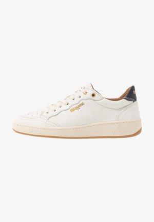 OLYMPIA - Sneakersy niskie - white