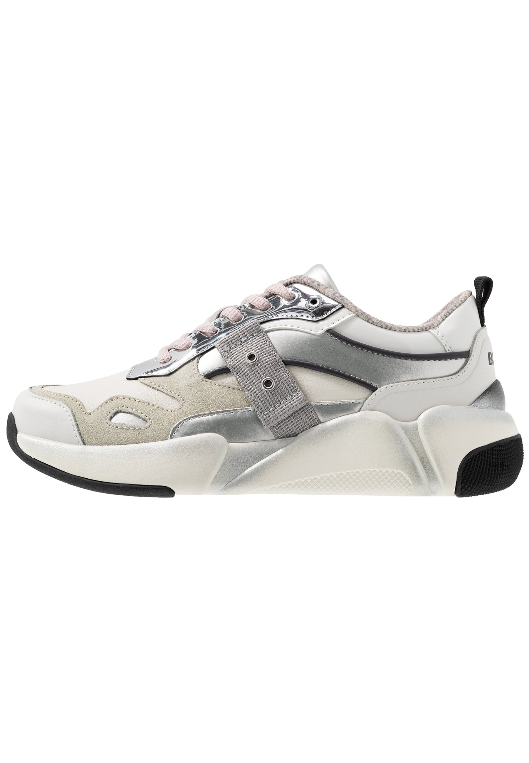 Blauer Sneakers - white/silver