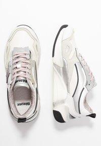 Blauer - Baskets basses - white/silver - 3