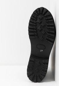 Blauer - IRVINE - Lace-up ankle boots - black - 6