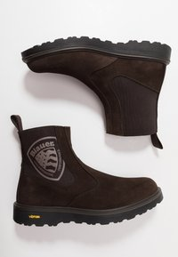 Blauer - Classic ankle boots - dark brown - 1