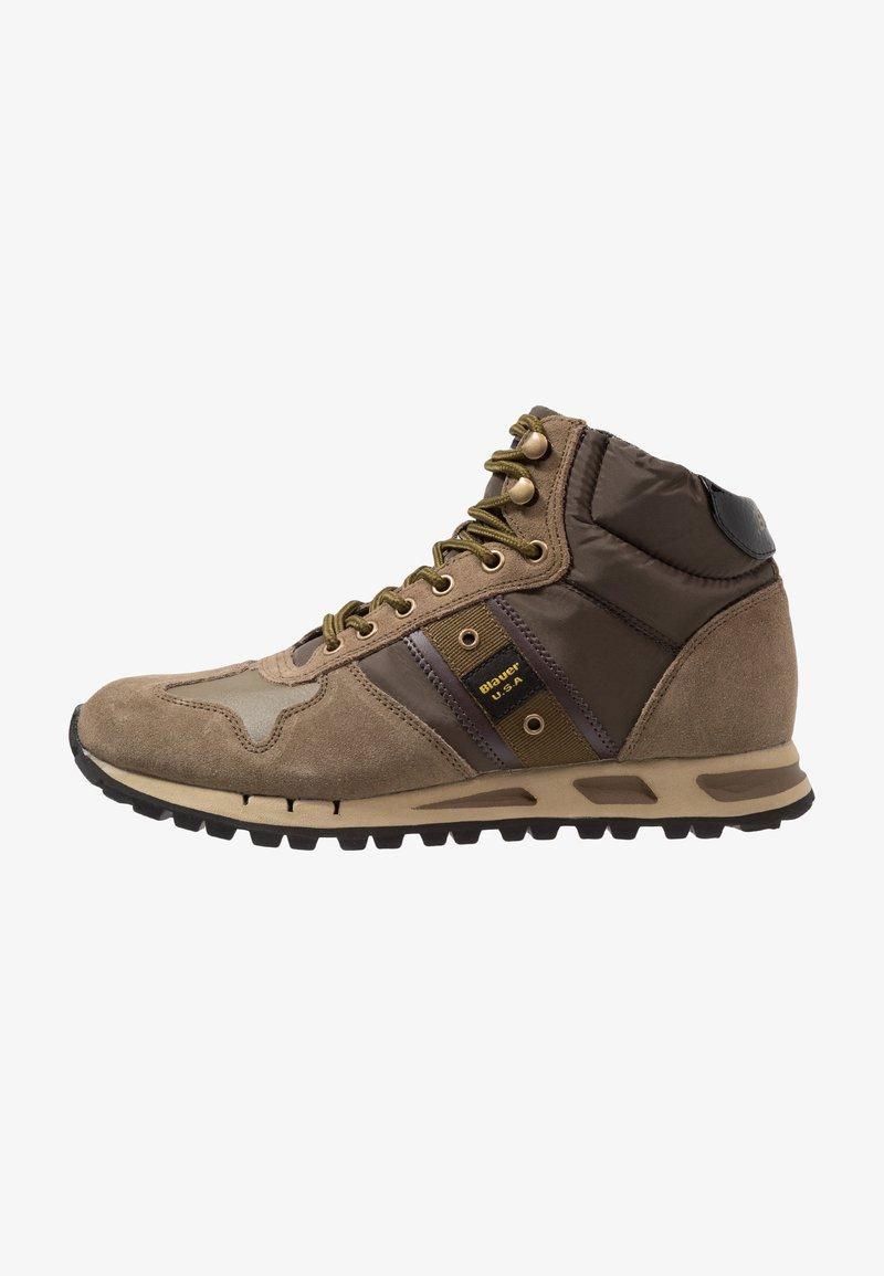 Blauer - Sneakers hoog - military green