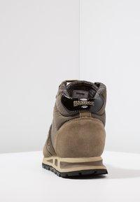Blauer - Sneakers hoog - military green - 3
