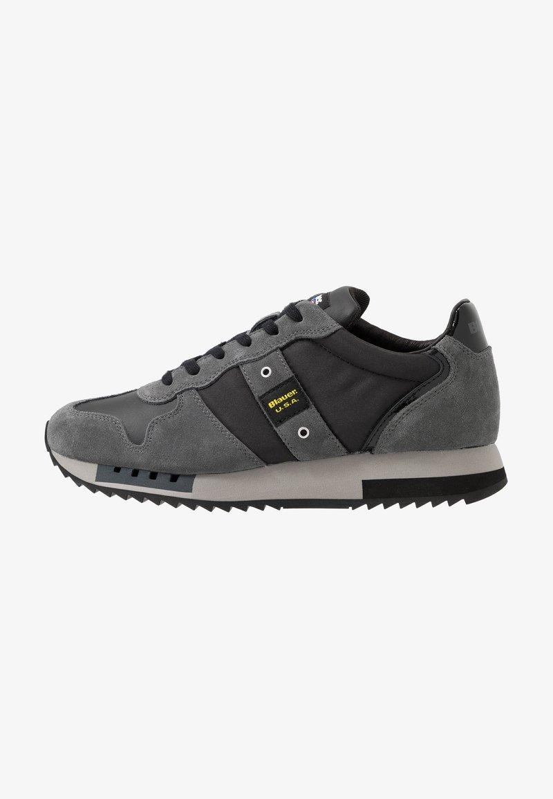 Blauer - QUEENS - Sneakersy niskie - black